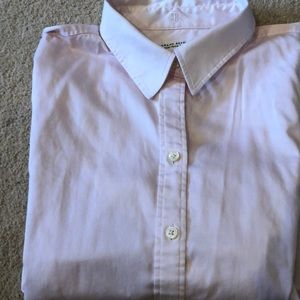 BR non iron fitted blouse